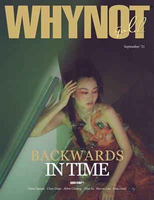 WHYNOT Magazine SEPTEMBER 2021