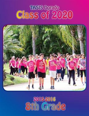 8th Grade 2015-2016