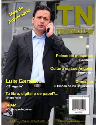 Luis Garcia... El Agente