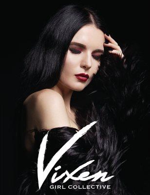 Vixen Girl Collective Magazine Dec 2020 Holiday Issue vol 1