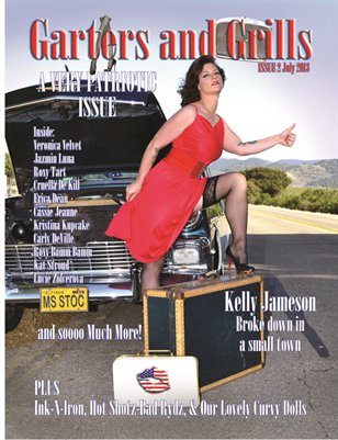 Garters and Grills Magazine July Issue 2