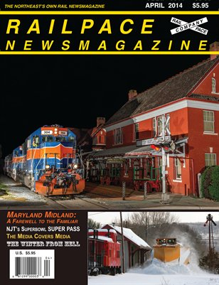 April 2014 Railpace Newsmagazine - MC