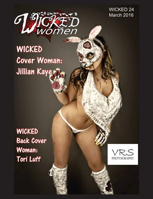 WICKED Women Magazine-WICKED 24: March 2016