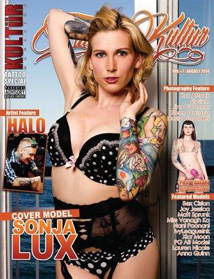 Kultur Magazine TATTOO Special - TATTOO Kultur VOL 7.4