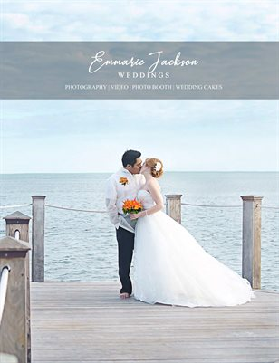 Emmarie Jackson Weddings