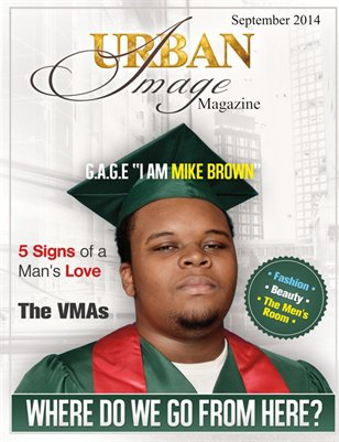 Urban Image Magazine September 2014 Issue