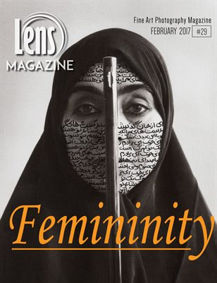 Lens Magazine Issue #29 Femininity