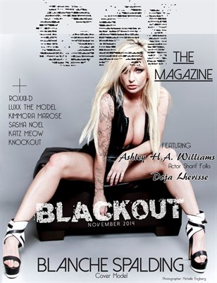 "November 2014 ""Blackout"" Issue"