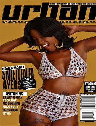 Urban Vixenz Magazine Issue 4