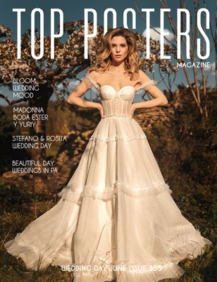 TOP POSTERS MAGAZINE- WEDDING DAY JUNE (Vol 355)
