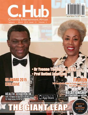 C. Hub issue 13: The Giant Leap