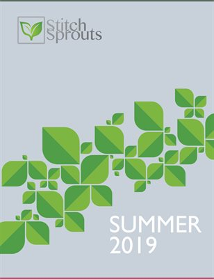 Stitch Sprouts Catalog Summer 2019