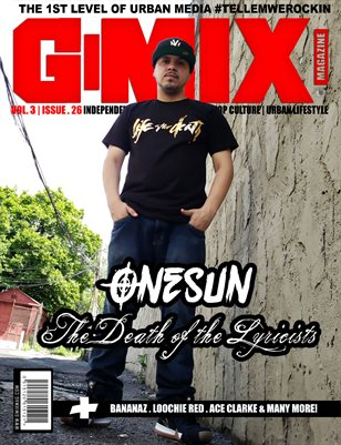 G.Mix Magazine Vol.3- Issue.26 (Cover 1)