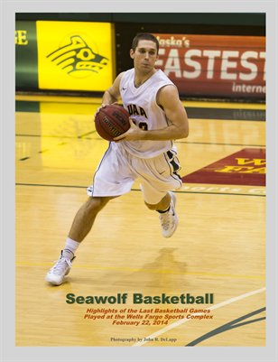 Seawolf Basketball - 2014