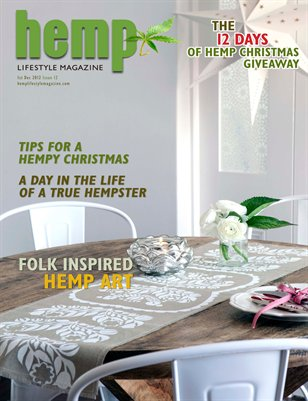 Hemp Lifestyle Magazine Issue 12 Print Copy