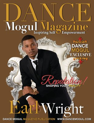 Dance Mogul Magazine Features Earl Wright