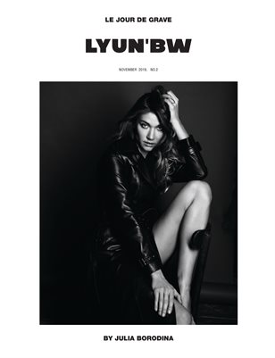 LYUN Black&White No.2 (VOL No.2) C3