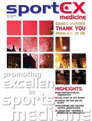 sportEX medicine – October 2012 (Issue 54)