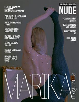 MARIKA MAGAZINE NUDE (ISSUE 949 - MAY)