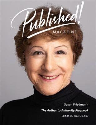 PUBLISHED! #15 Excerpt featuring Susan Friedmann!