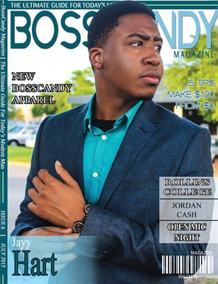 BossCandy Magazine Issue 6