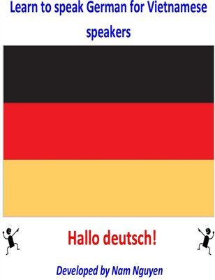 Learn to Speak German for Vietnamese Speakers