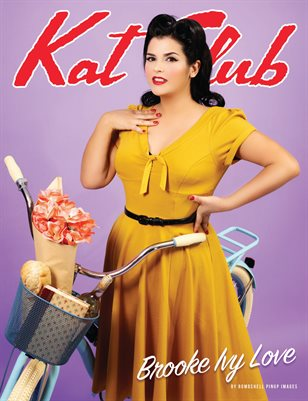Kat Club No.14 – Brooke Ivy Love Cover