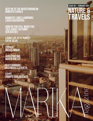 MARIKA MAGAZINE NATURE & TRAVELS (ISSUE 591 - February)