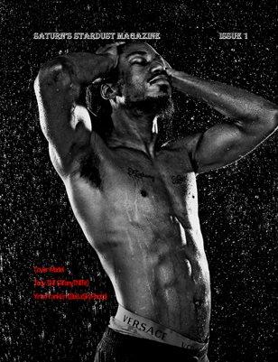 Issue 1 - Black & White