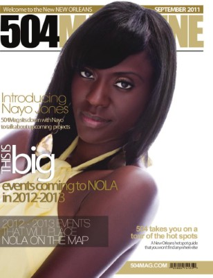 Nayo Jones Issue 1