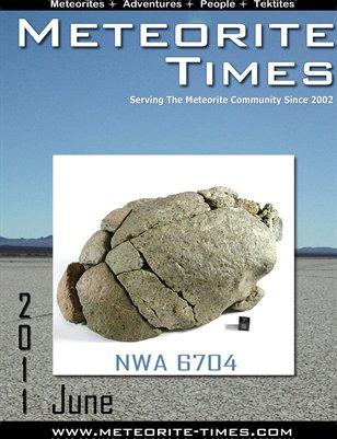 Meteorite Times Magazine - June 2011