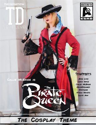 TDM Callie McBride Cosplay Vol 3 Cover1