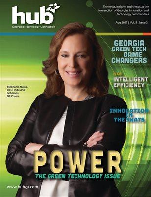 Hub Magazine August 2017