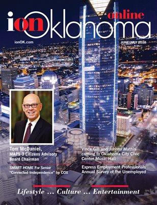 ion Oklahoma Magazine- June/July 2018