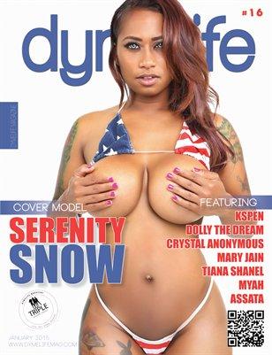 Dymelife Magazine #16 (Serenity Snow)