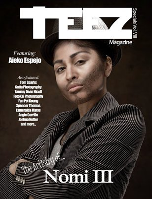 Teez Magazine Specials Volume VIII - Nomi III - Aieko
