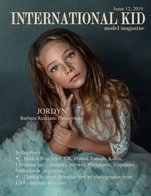 International Kid Model Magazine Issue #12