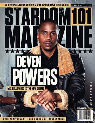 STARDOM101 MAGAZINE DEVEN POWERS DEC 2020