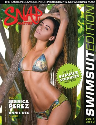 Snap Matter - 2013 Swimsuit Edition VOL1