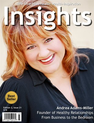 Insights excerpt featuring Andrea Adams-Miller