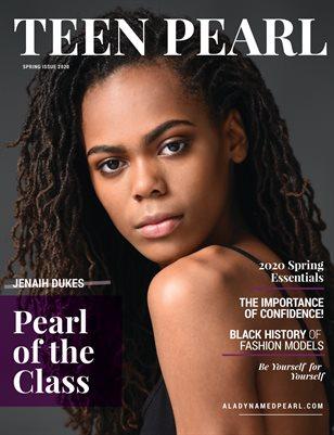 Spring 2020 Teen Pearl