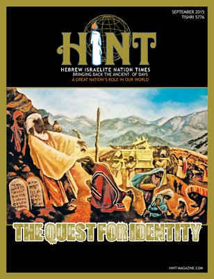 HINT Magazine Vol. 1 Issue 2
