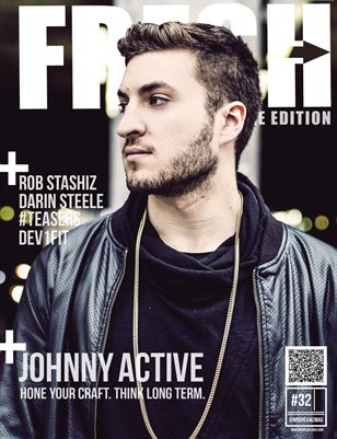 Johnny Active FRESH Edition (Mr Dreamz Magazine)