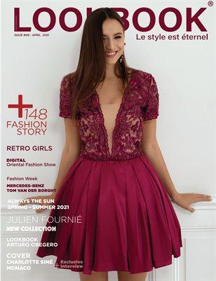 Lookbook Paris April 2021 issue 8