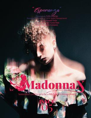 Madonna X Issue No.05 Vol01
