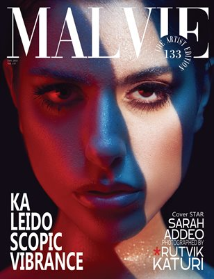 MALVIE Magazine The Artist Edition Vol 133 January 2021