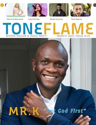 ToneFlame Magazine March 2021