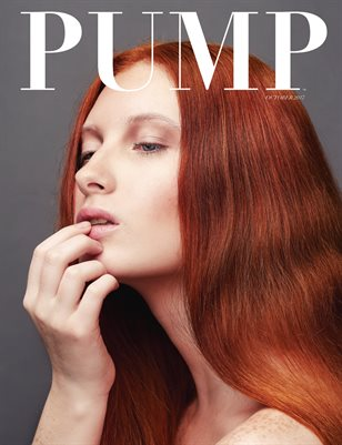 PUMP Magazine - The Beauty Edition - Vol. 1