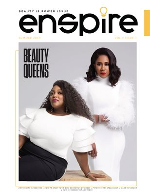 ENSPIRE Magazine - Summer 2019: Vol. 4, Issue 1