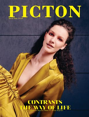 Picton Magazine MARCH  2020 N449 Cover 2